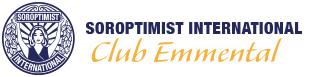 Soroptimist Emmental Logo